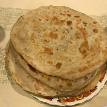 How to make parathas